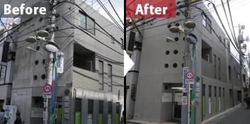外壁・屋根塗装リフォーム事例